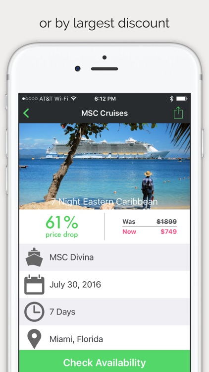 Cruise Deals - Cheap Cruises