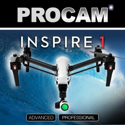Procam for DJI Inspire Series