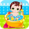 赤ちゃんの入浴中|ベビーシャワーのゲーム  HD