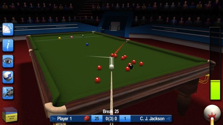 Pro Snooker 2017 screenshot-4