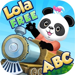 Lola's Alphabet Train FREE - Learn to Read!