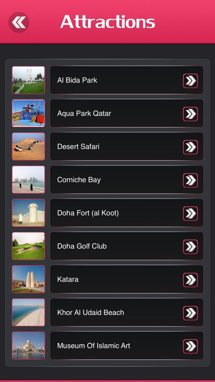 Doha Tourist Guide screenshot-2