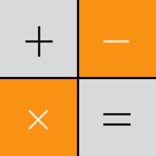 Calculator+ - Hide photos & videos, protect albums in private folder vault app logo