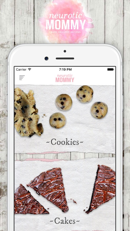 NeuroticMommy Desserts screenshot-0