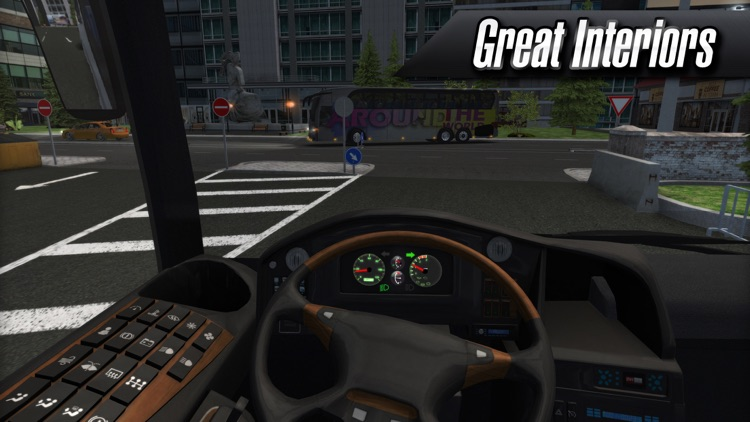 Coach Bus Simulator screenshot-3