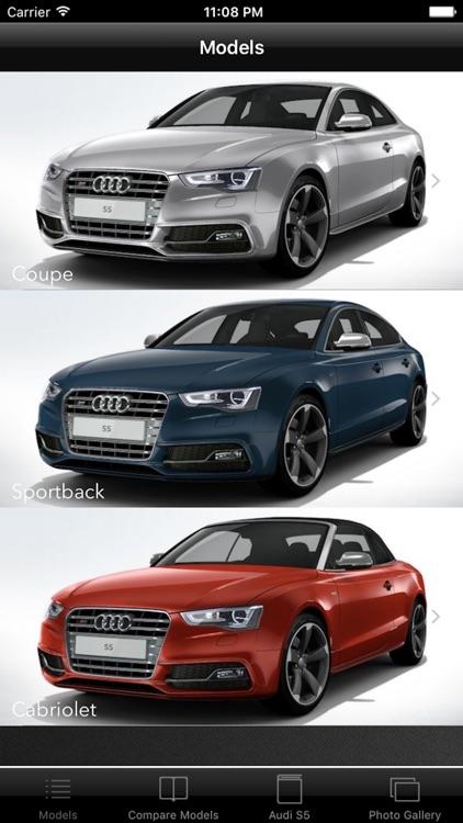 Specs For Audi S Edition By Marius Stancalie - Audi s5 specs