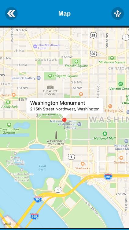 Washington City Guide screenshot-4