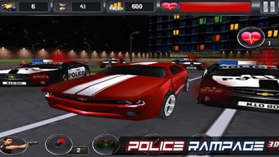 警察大暴れ3次元カーレース&シューティングゲーム)のおすすめ画像4