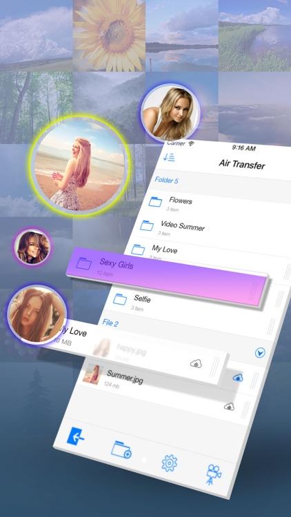 Air Transfer - file transfer screenshot-3