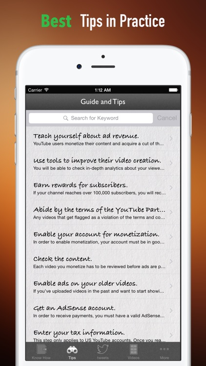 How to become a YouTube Partner:Marketing Tips and Social Media Guide screenshot-3