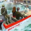 ボートでの洪水の救助ミッション: 海岸の緊急救助・救命シミュレーション ゲーム