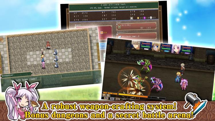 [Premium] RPG Asdivine Cross screenshot-3