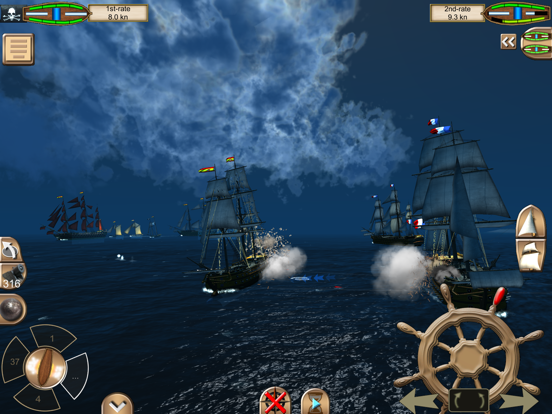 The Pirate: Caribbean Hunt для iPad