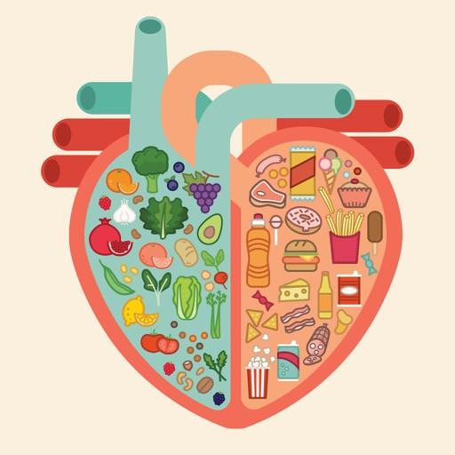 Healthy Me: Good Food and Bad Food