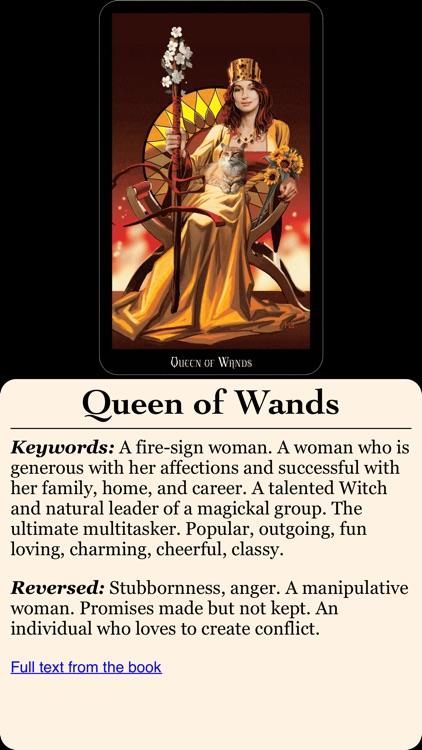 Witches Tarot screenshot-3