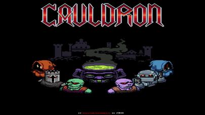 Screenshot from Cauldron (dungeon crawler)