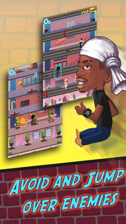 Burger Jump screenshot-3