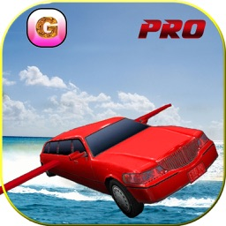 Floating Limo Flying Car Pro