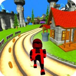 Subway ninja adventure