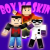 Boy Skin.s Creator for PE - Pixel Texture Simulator & Exporter for Mine.craft Pocket Edition Lite - iPhoneアプリ