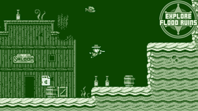 Screenshot from 2-bit Cowboy Rides Again