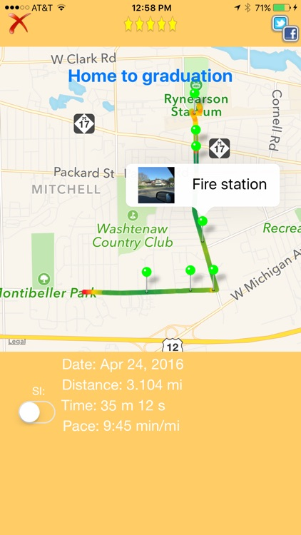 Pedometer - Walk, Map, and Share Your Steps