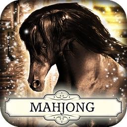 Hidden Mahjong: Majestic Mares