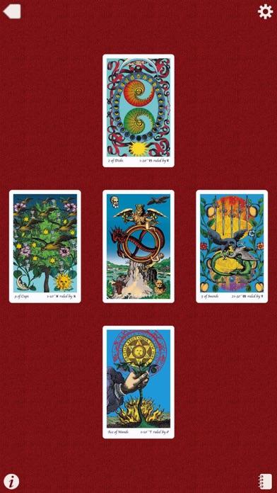 Holy Light Tarot-4