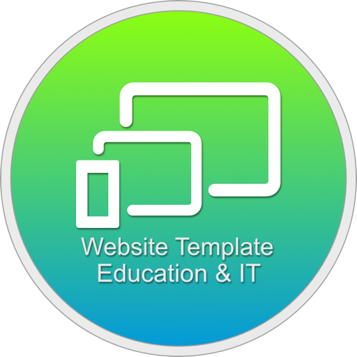 Website Template (Education & IT) With Html Files Pack4