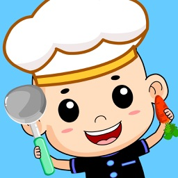 Kitchen Cooking Game for kids