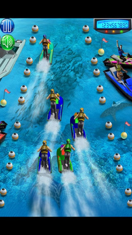 Ski Boat Racing Championship Pro screenshot-3