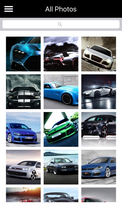 HD Car Wallpapers - Collection 1k