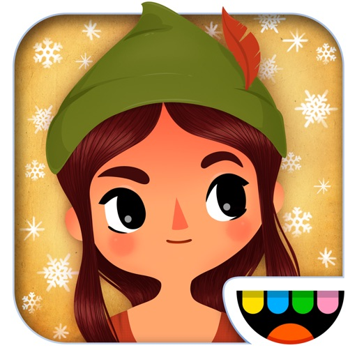 Toca Tailor Fairy Tales icon
