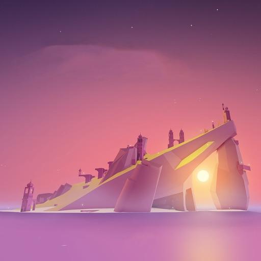 游戏宝典 for 纪念碑谷 攻略视频