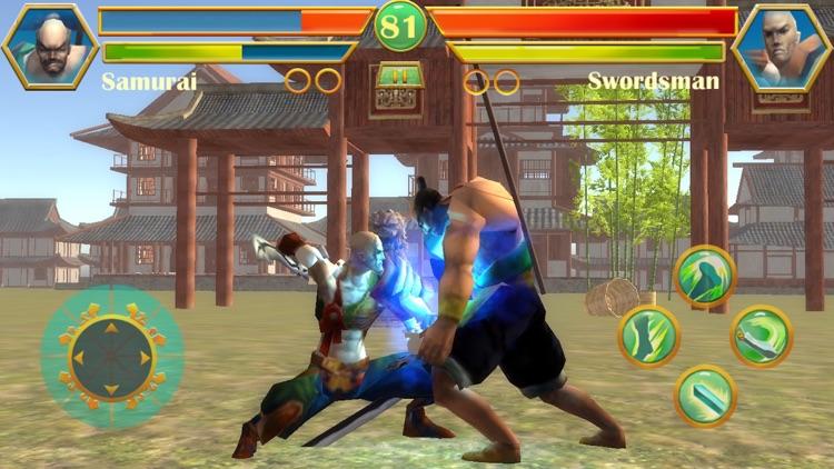 Blade Kungfu Fighting - Infinity Combat Fight Games screenshot-4