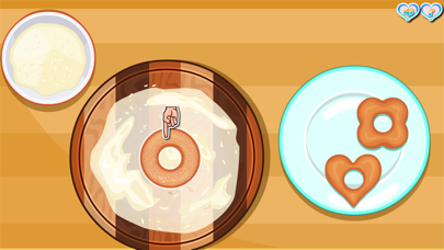 Cooking Donuts screenshot two