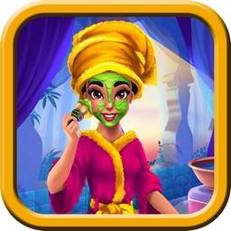 Jasmine Fairy Makeover