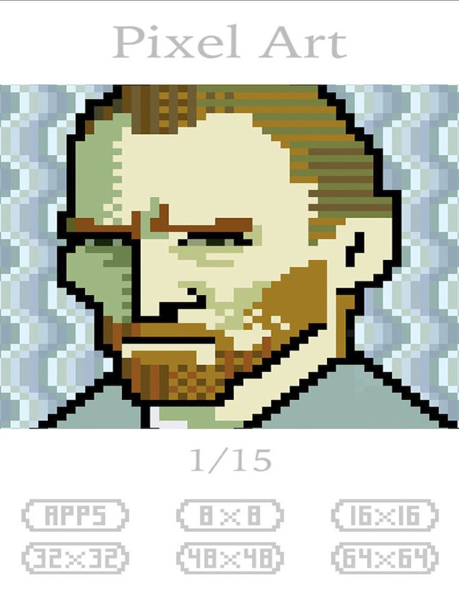 Tirage De Pixel Art Avec Des Pixels Et Les Point Dans L