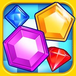 Candy Blitz Jewel Blast-Match 3 puzzle  mania game