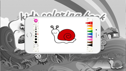 Coloring books (Animals2) : Coloring Pages & Learning Educational Games For Kids Free! screenshot three