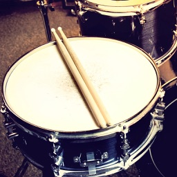 Exciting Drum Kit