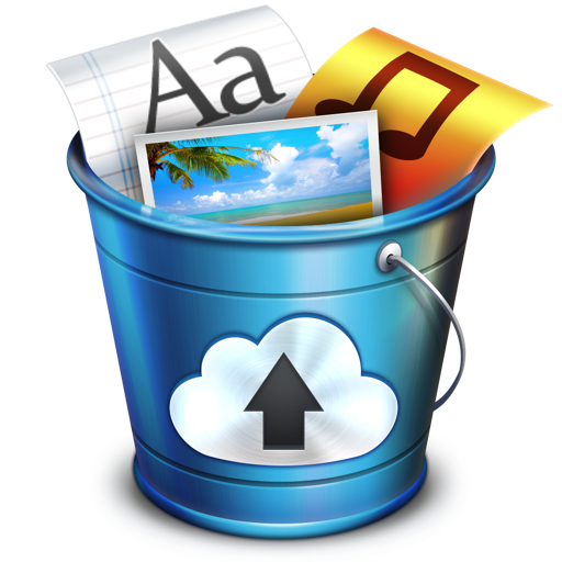 Share Bucket - Screenshot Annotation & File Sharing