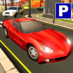 Car Driving School: Parking 3D - Car Drive Parking Career and Driving Test Run Game