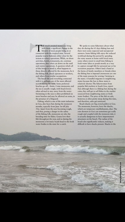 Planet Goa Magazine screenshot-4