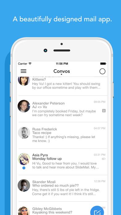 SlideMailのスクリーンショット1