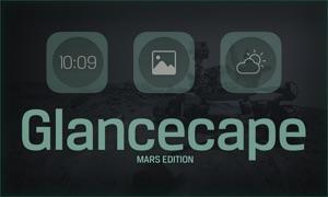 Glancecape - Mars