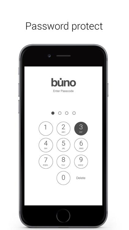 Simple Note Taking - Buno screenshot-4