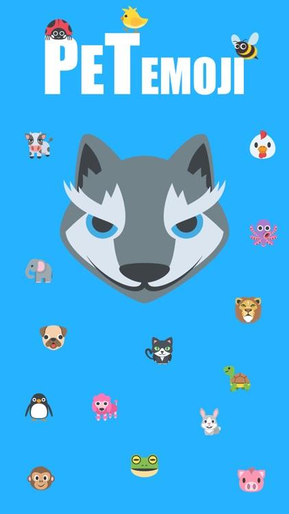 PET EMOJI - Pets Dogs Cats Birds Monkeys Lions Tigers Bears Pro Keyboard