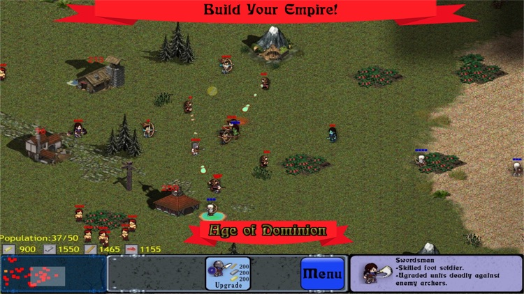 Age of Dominion RTS: Command your Empire!