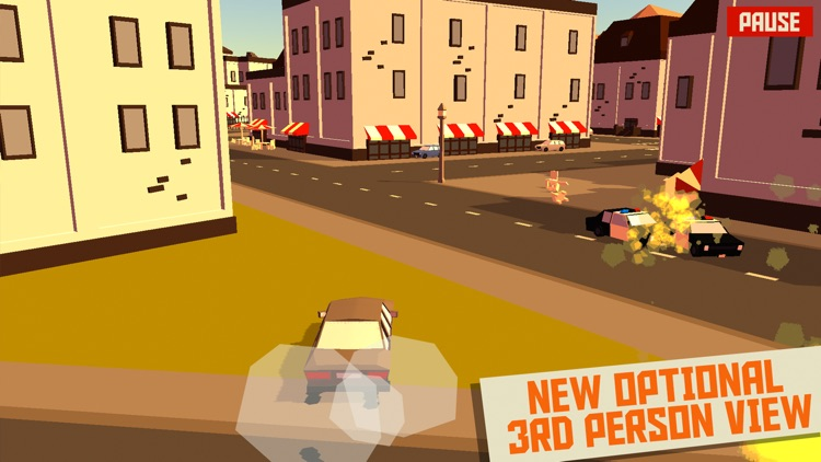 Pako - Car Chase Simulator screenshot-4